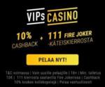 10% cashback,mobiikasino,pay n play