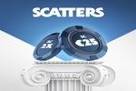 Scatters casino isolla pelivalikoimalla